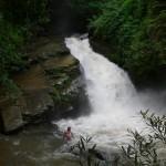 Chiang-Mai : baignade