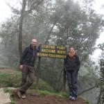 Kilimandjaro depart