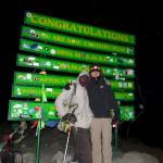 Kilimandjaro Sommet
