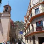 El Pipila de Guanajuato